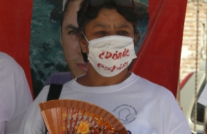 Amor de madre. Por 4 años Alma Solís buscó a su hijo desaparecido en 2009. Foto: Vanguardia-Francisco Rodríguez