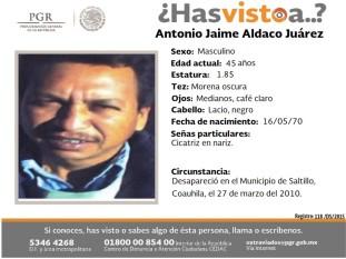 118-DS-2015 Antonio Jaime Aldaco Juarez