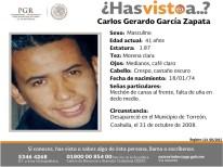 134-DS-2015 Carlos Gerardo Garcia Zapata