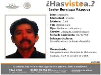 423-EXT-2008 Javier Burciaga Vazquez