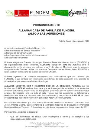 160708_Pronunciamiento_Allanamiento_FUNDENL-1