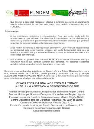 160708_Pronunciamiento_Allanamiento_FUNDENL-2