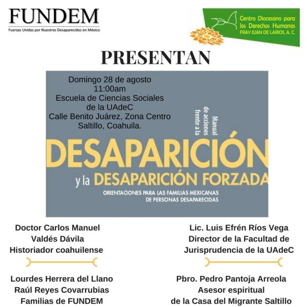 160825_Presentacion_Manual_Desaparicion_Saltillo